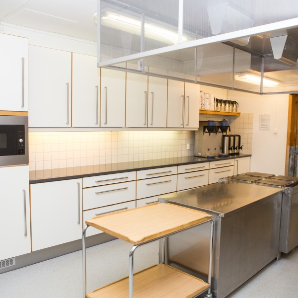 Hovedkjøkkenet
